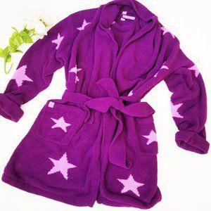 RARE Vintage Victoria's Secret plush star robe